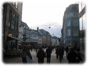 Главная улица - Stroget