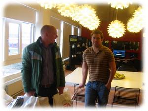 EA Denmark - Thomas Koed & Adam Engelhardt
