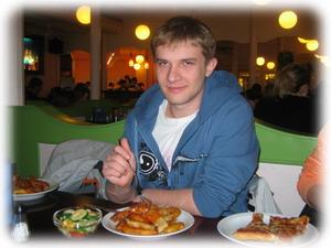 zaneq в ресторане