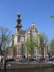 Западная церковь в Амстердаме