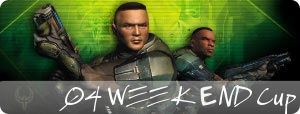 Quake 4 Weekend