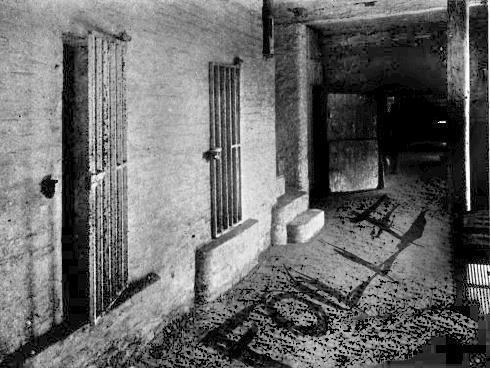 Тюрьма Фо изнутри
