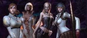 Сексуальные геройни в играх