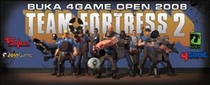 BUKA 4GAME OPEN 2008