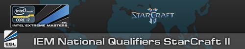 Регистрация на StarCraft 2