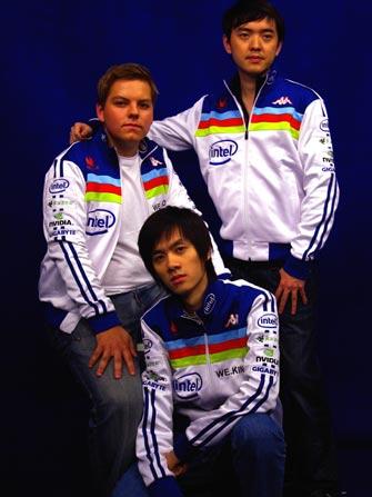 HotLips, Ducui, King