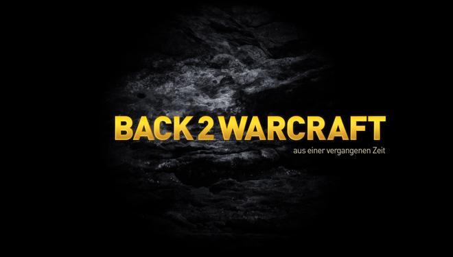 "Стрим B2W.Neo ""Back2Warcraft"""