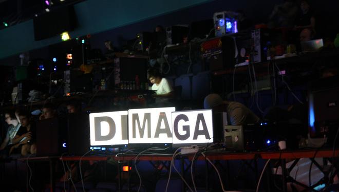 "Стрим DIMAGA ""EU Ladder"""