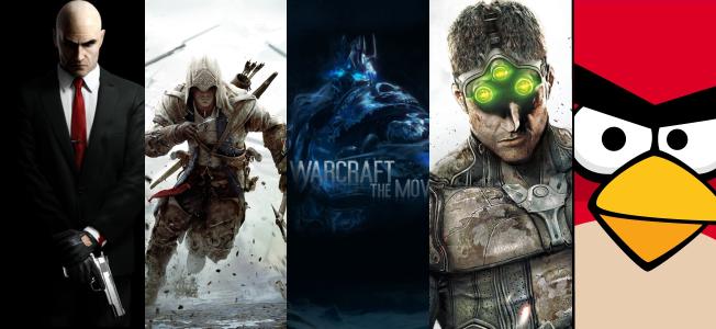 Фильмы по играм — взгляд в будущее