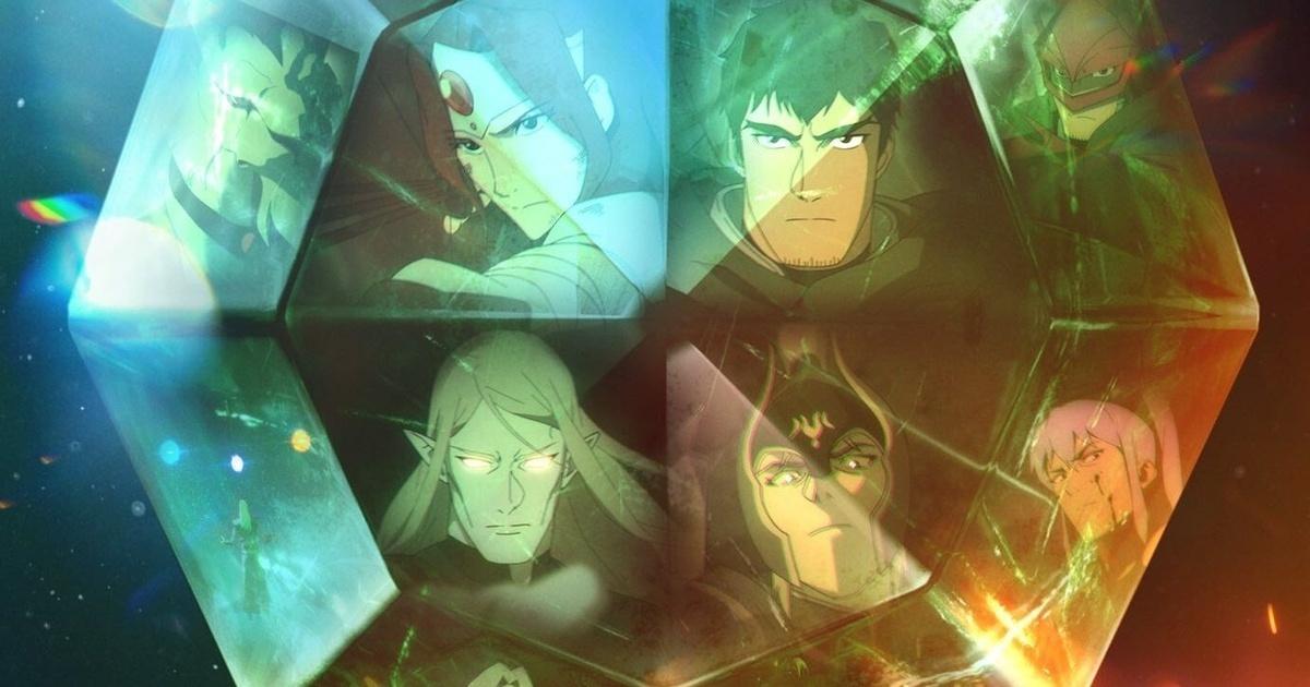 Стоит ли смотреть DOTA: Dragon's Blood? Обзор аниме по вселенной Dota 2
