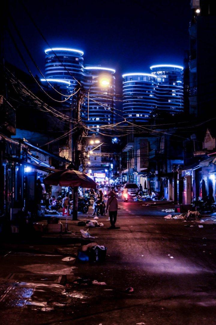 Фотография Cybercitypunk (Ho-Chi-Minh-Stadt, Vietnam)