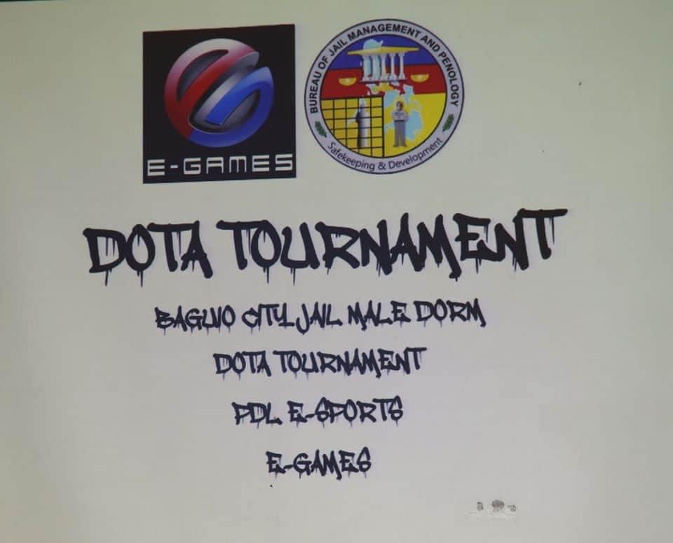 В филиппинской тюрьме провели турнир по DotA. Чтобы ребята могли