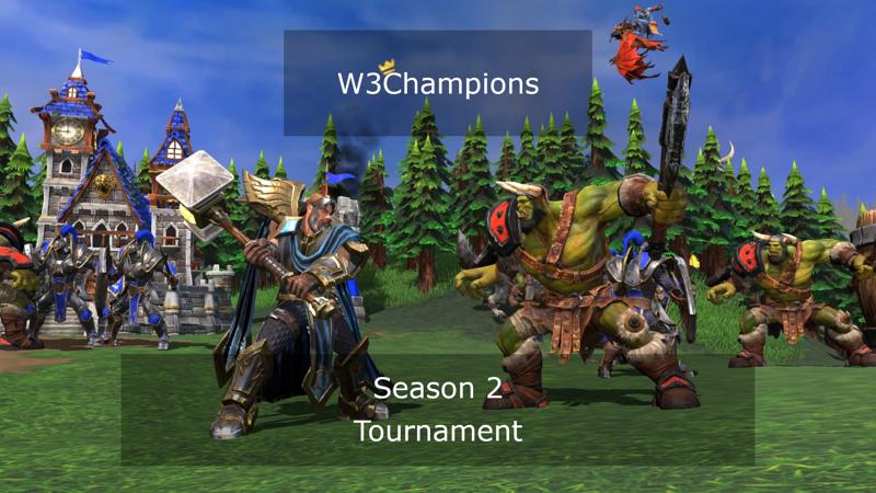 Happy стал чемпионом 2-го сезона W3Champions