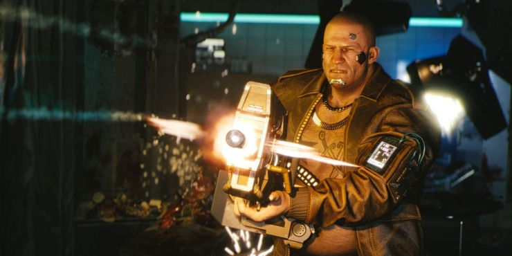 Cyberpunk 2077: сколько будет весить игра, когда анонсируют DLC, а также что думает Киану Ривз
