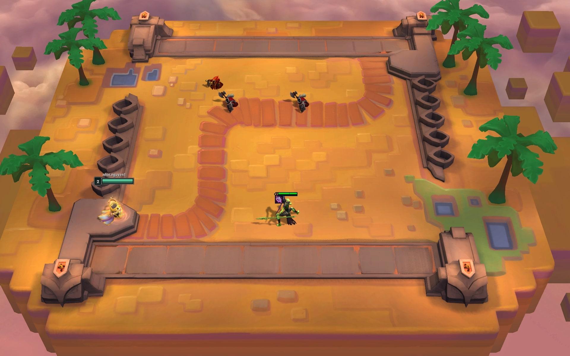 Противостояние: Время Героев – новый сет для Teamfight Tactics